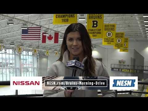 Video: NISSAN Morning Drive: Bruins Take On Rangers Before All-Star Break