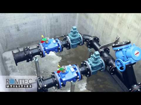 Typical In-Ground Valve & Mechanical Assembly Overview