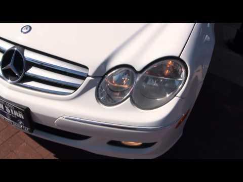 2006 Mercedes Benz CLK Class CLK350 V6 Coupe