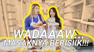 Video MYSTERY BOX CHALLENGE | COOKING EXTREME PASTA CACING PITA ft TASYI ATHASYIA MP3, 3GP, MP4, WEBM, AVI, FLV September 2019
