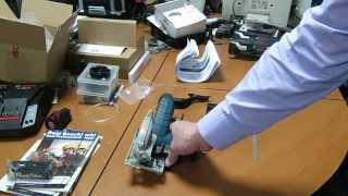 Bosch. GKS 10,8 V-LI Professional. Часть 01.