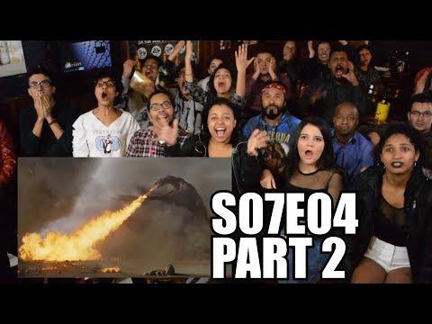 "Game of Thrones S07E04 ""The Loot Train Attack"" Brazilian Reaction - Sena's Bar"