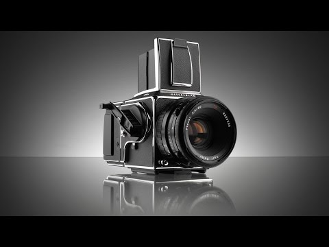 Buying my Hasselblad 503CW