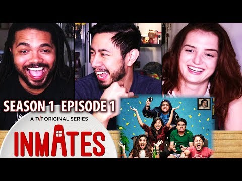 Download TVF INMATES | S01E01 | Reaction w/ Chuck & Olena! HD Mp4 3GP Video and MP3