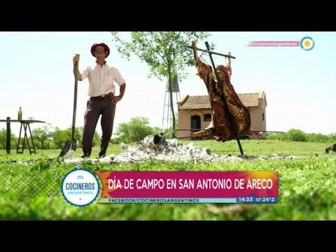 Un día de campo en San Antonio de Areco