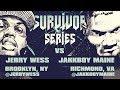 JERRY WESS VS JAKKBOY MAINE RAP BATTLE| URLTV