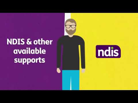 NDIS and other supports available to you