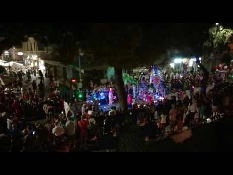Pineto, musica e colori per il Carnevale estivo FOTO/VIDEO
