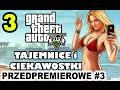 GTA 5 - Tajemnice i Ciekawostki 3 - Przedpremierowe Ciekawostki cz.3