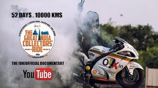 The OLX.in Great India Collectors Ride 2014
