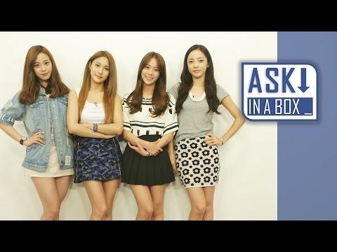 box - ASK IN A BOX: KARA(카라) _ Mamma Mia(맘마미아) [ENG/JPN/CHN SUB] LOEN MUSIC's New Brand Name, 1theK! 로엔뮤직의 새이름 1theK! *English & Japanese & Chinese subtitles are now...