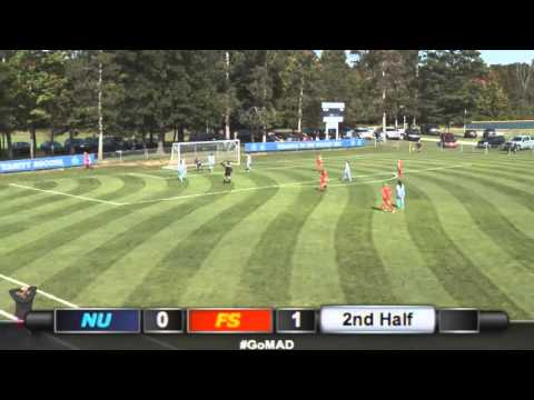 Julie Shields - Two Saves Versus Ferris State