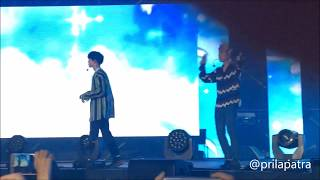 Video EXO - TENDER LOVE + LUCKY FANS! - MUSIC BANK JAKARTA - 2 SEP 2017 MP3, 3GP, MP4, WEBM, AVI, FLV Desember 2017