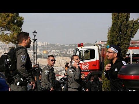 Τρόμος στην Ιερουσαλήμ: Φορτηγό επιτέθηκε εναντίον πεζών