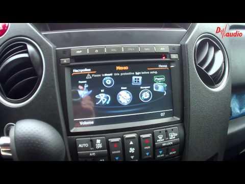 Штатное головное устройство  Honda Pilot 2008-