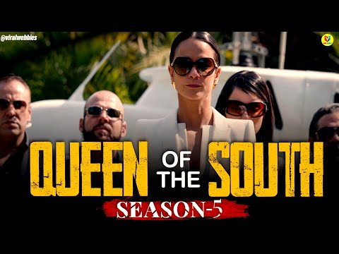 Queen of the South season 5 release date, cast, trailer, plot When is the new series out (2021)