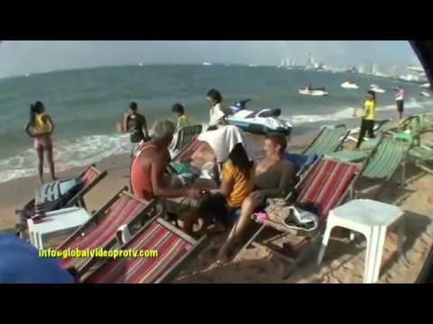 Pattaya Beach and Surrounding Attractions