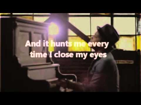 when i was your man(lyrics)(official music video).avi (видео)
