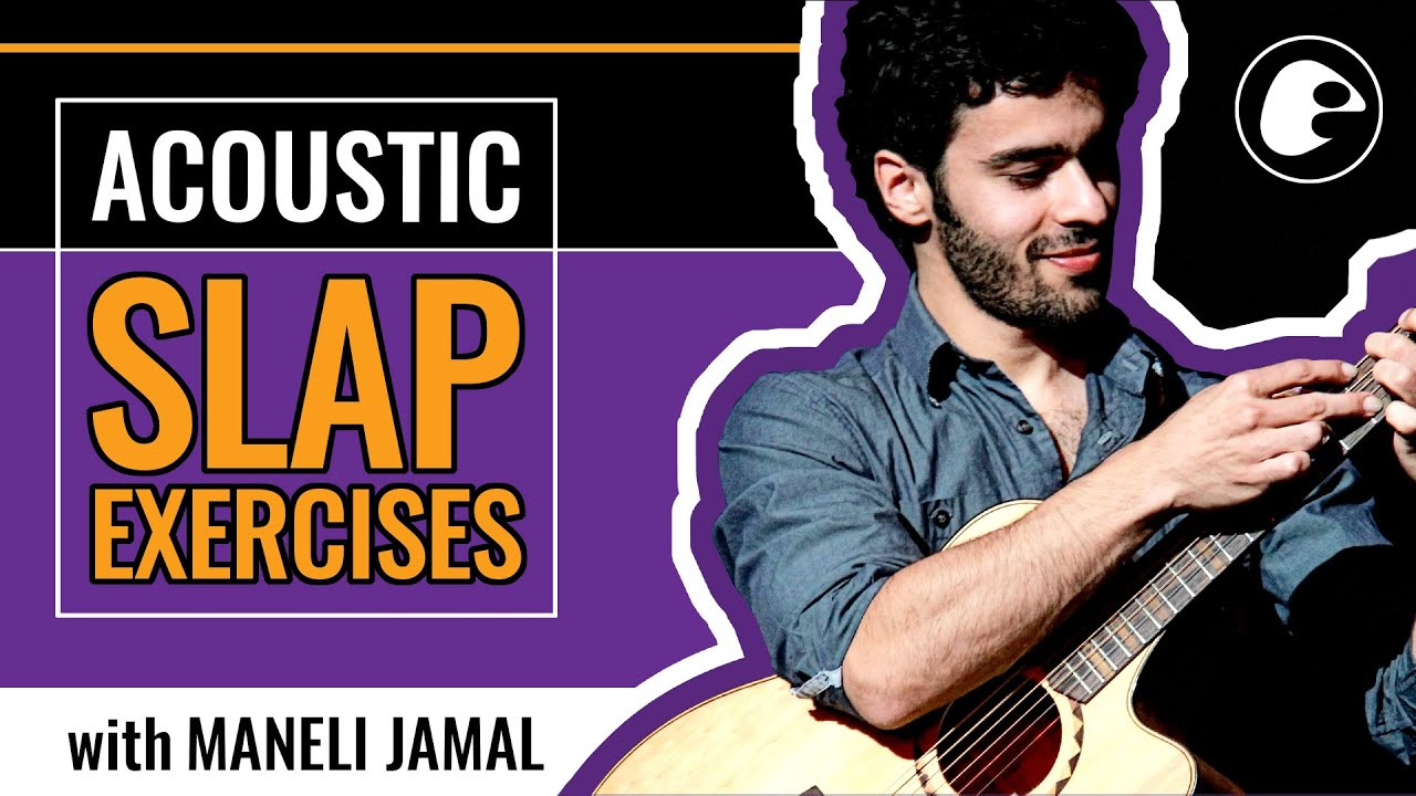 How to Play Slap Acoustic Guitar