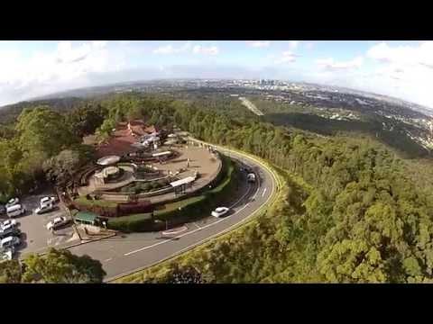 South Brisbane Drone Video
