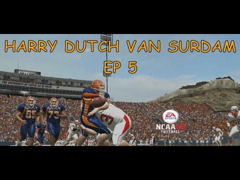 NCAA Football 08 Harry Dutch Van Surdam Ep 5 Welcome To UTEP!