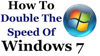 Video Windows 7 Tutorial - How To Make It Faster & Improve It's Over All Performance MP3, 3GP, MP4, WEBM, AVI, FLV Juni 2019