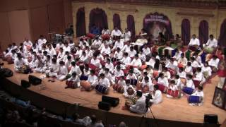 T S Nandakumar's 108 Students performance in Cleveland