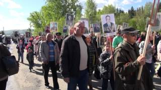 9 мая 2017 года г. Горно-Алтайск, Парк Победы