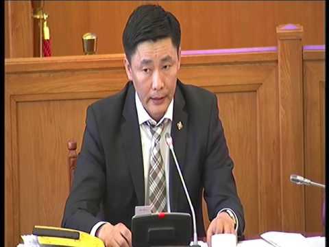Л.Мөнхбаатар: Монгол удмын малын генийг экспортлох асуудлыг хэрхэн хуульчлах вэ?
