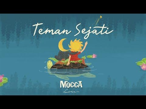 Mocca - Teman Sejati (Lyrics Video)