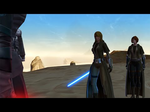 SWTOR – Jedi Knight story playthrough – Episode 25 (Female, light side)
