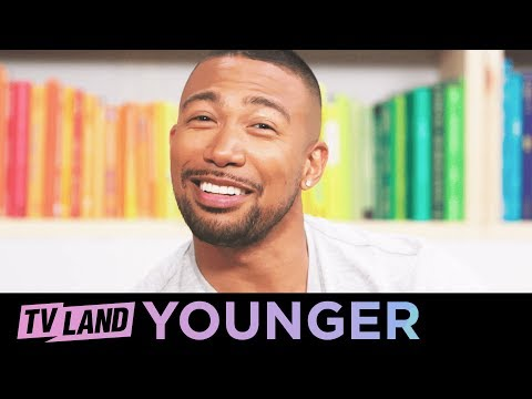 Zane's Embarassing Set Story: Getting Younger Ep. 9 | The Younger After Show