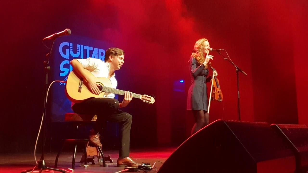 Stone Cold Crazy (QUEEN) Acoustic – Thomas Zwijsen (guitar) & Anne Bakker (vocals, violin)