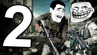 Trolls en Battlefield 3 - Parte 2 WTF