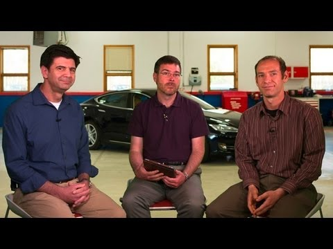tesla - Consumer Reports car experts discuss their much-anticipated test of the Tesla Model S. Find out how well the innovative electric luxury hatchback did, along ...