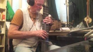 An original improvisation by theFolksinger (me :)), Bill Evenhouse. Playing around with the iPhone video and Logic Pro X on my computer.  Quick and easy and fun. Enjoy and share if you will.