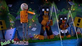Minecraft BALDIS BASICS FIELD TRIP TURNS INTO MY WORST NIGHTMARE!!!!