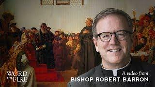 Video Bishop Barron on Martin Luther MP3, 3GP, MP4, WEBM, AVI, FLV Juli 2019