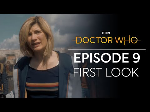 FIRST LOOK: Episode 9   Ascension of the Cybermen   Doctor Who: Series 12