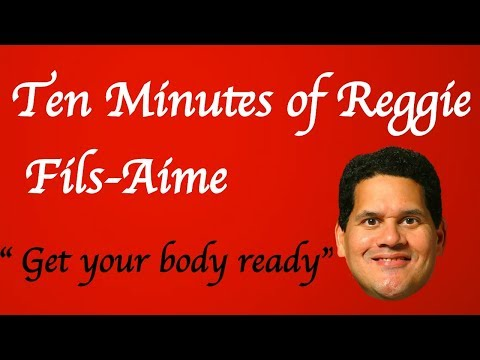 Ten Minutes Of Reggie Fils-aime