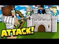 HUSBANDS VS WIVES IN MINECRAFT BED WARS!!
