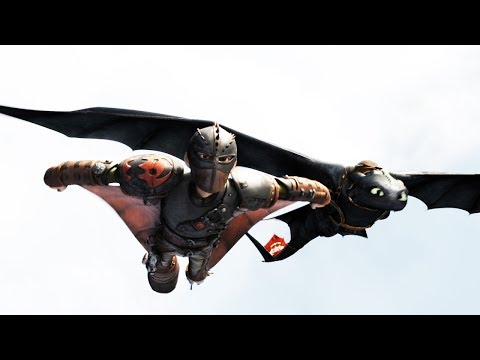 How to Train Your Dragon 2 - 2014 Movie -  Exclusive Gerard Butler & Craig Ferguson interview thumbnail