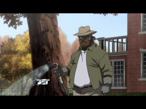 Boondocks Season 2 Episode 15 The Uncle Ruckus Reality Show   Watch cartoons online, Watch anime onl