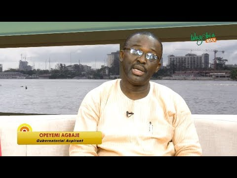 SOME PEOPLE HAVE TURNED POLITICS INTO A PROFIT MAKING JOB - OPEYEMI AGBAJE (GMNS)