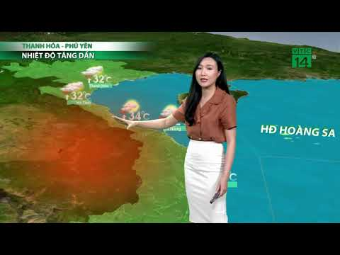 Thời tiết cuối ngày 16/04/2019: Xu hướng nắng nóng trở lại trên cả nước | VTC14 - Thời lượng: 5 phút, 19 giây.