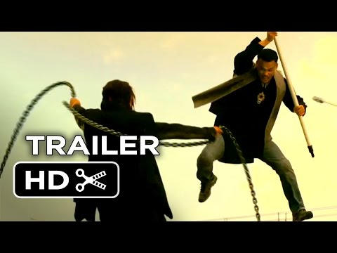 Iceman Official Trailer (2014) - Donnie Yen Martial Arts Movie HD