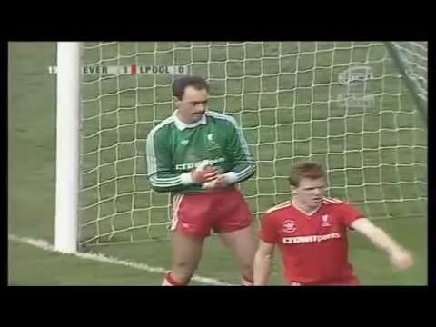 Liverpool v Everton, FA Cup Final 1986