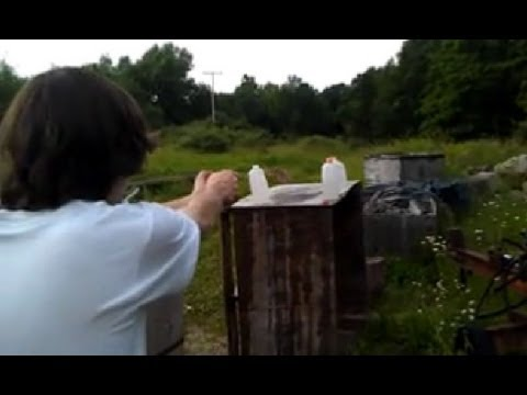 North American Arms 22lr Mini-Revolver Ammo Expansion Test