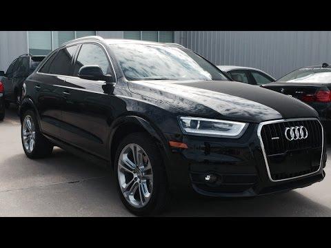 2015 Audi Q3 Prestige Full Review, Start Up, Exhaust