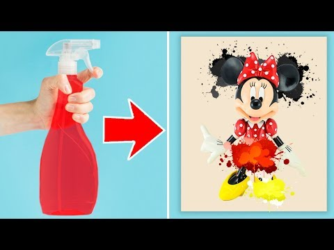 16 AWESOME HOT GLUE GUN CRAFTS AND IDEAS - Thời lượng: 10 phút.